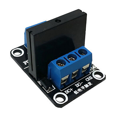 12V 1 Channel Low-level Trigger Solid State Relay 240V 2A Module for Arduino
