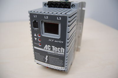 AC Tech SF410 Variable Speed AC Motor Drive