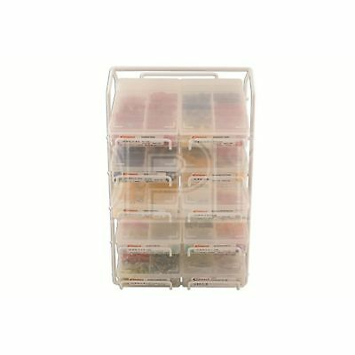 Connect Assorted Box Rack - 10 Boxes (35018)