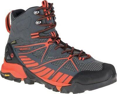 6b2513105e7 Merrell Capra Venture Gore-Tex Surround Mens Trekking Hiking Boots Walking  Shoes