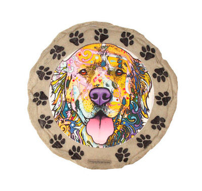Golden Retriever Stepping Stone
