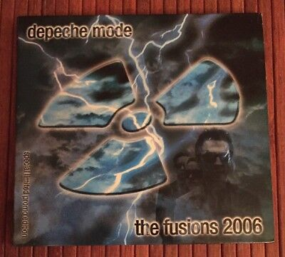 DEPECHE MODE The Fusion 2006 Special Limited Promo Edition, Numbered 336
