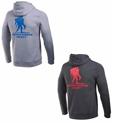 Under Armour Men's UA ColdGear WWP Wounded Warrior Project Hoodie - NWT