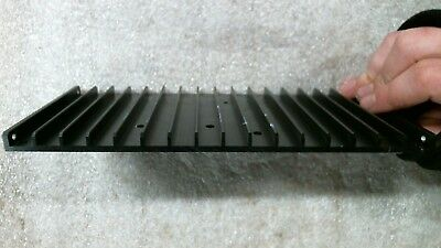 "Lot of Qty 2 Used Heat Sinks 7 3/4"" X 4"" X 5/16""   -   60 day warranty"
