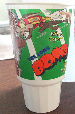 McDonalds Collector Cup 1995 NFL Drew Bledsoe Looney Tunes