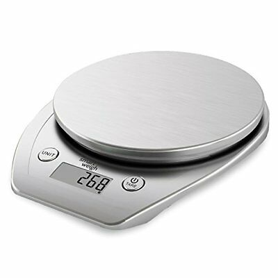 Smart Weigh Multifunction Digital Kitchen and Food Scale with Stainless New