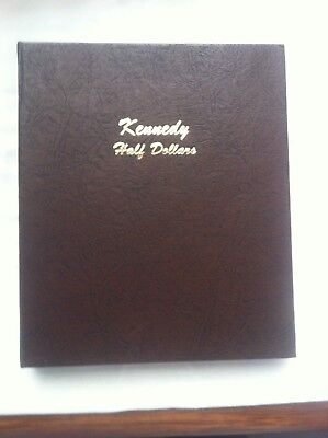 Usa Kennedy Half Dollars Set 1964-2014 Dansco Supreme Album(94 )Coins
