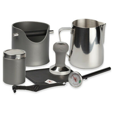 NEW Crema Pro Grey Barista Kit for home machines with 58mm coffee baskets