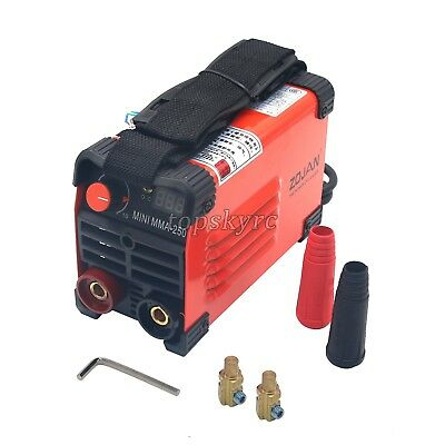 220V Handheld Mini Electric Welder Inverter ARC Welding Machine Tool MMA-250