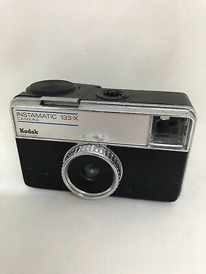 Vintage 'Kodak Instamatic 133 X' Camera 1966