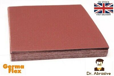 Emery Cloth Sheets High Quality Deerfos Grit 40-400 Abrasive Sandpaper  (307)