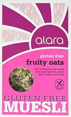 Alara Fruity Oats Gluten Free Muesli 500 g  Pack of 3