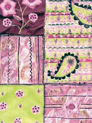 20er Pack DecoPatch Papier Nr. 412 Deco Patch Deko-Patch rosa Blume Decoupage