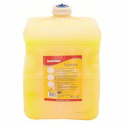 Swarfega Lemon Hand Cleaner (SWL4LTR) - 4 Litre Cartridge