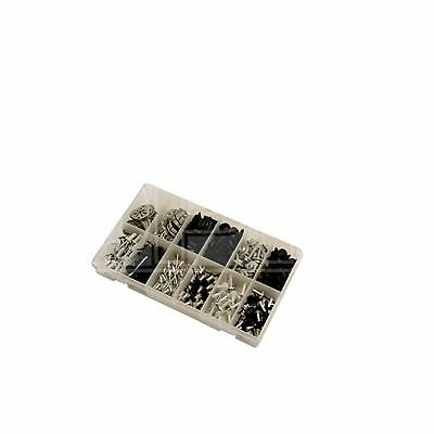 Connect Bodyshop Metal Fasteners - Assorted (36040) - Box of 400