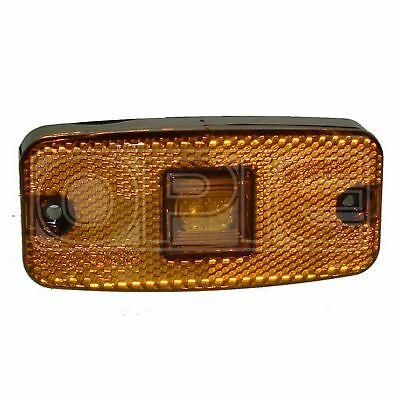 Maypole LED Side Marker Lamp - Amber (MP8575)