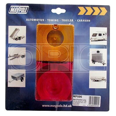 Maypole Britax 9002 - Rear Lamp - Rectangle - Combination (006)
