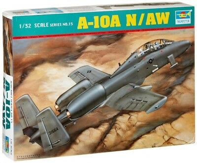 Trumpeter 1:32 - Fairchild A-10A Thunderbolt II N/AW. Shipping Included