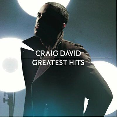 Craig David - The Very Best Of - Greatest Hits Collection Cd New