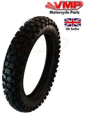 New Kenda Tyre 4.60 -17 Off Road Trail Trials Road Legal Knobbly