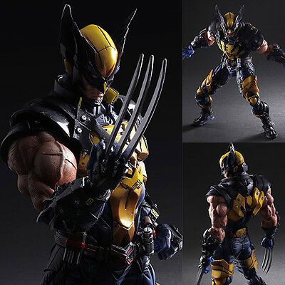 Play Arts Kai Variant Wolverine from Marvel Universe Square Enix Japan