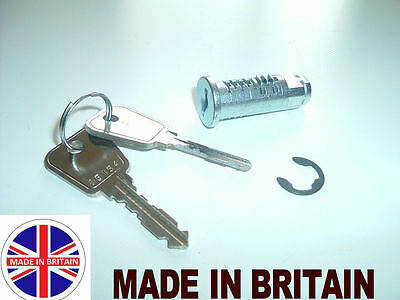 CARDALE Garage Door Handle Lock Barrel Plug Also For Wessex & Wickes Handles B&Q