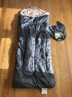 Coleman Brighton Sleeping Bag Tall Up To 6ft 2