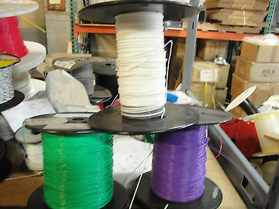200 Feet 20 Awg Silver Plated Solid Core Teflon Copper wire 25ft ea 8 Colors
