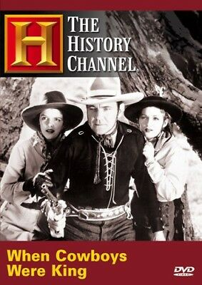 When Cowboys Were King (DVD Used Like New) DVD-R