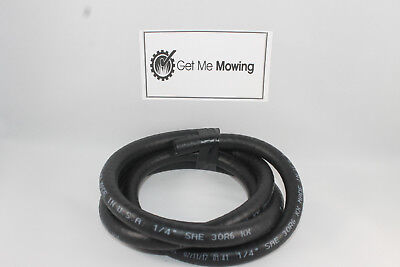 "10 ft. Roll of 1/4"" ID Fuel Line SAE 30R6 Lawn Mowers, Small Engines, Automotive"