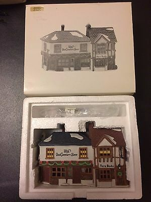 "Dept 56 Dickens' Village ""The Old Curiosity Shop"" #5905-6 Retired NEW In Box"