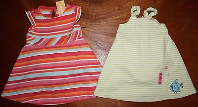 GYMBOREE OLIVIA COLLECTION RED /& WHITE STRIPE SKIRT 1-PC SWIMSUIT 6 12 18 2T NWT