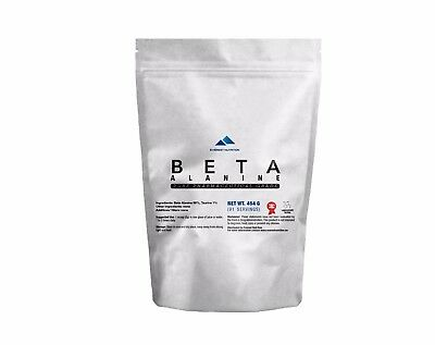 Beta Alanine Powder Pure Pharmaceutical Quality  Increased Muscle Performance
