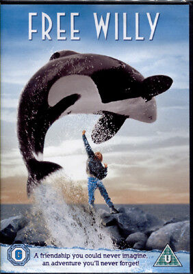 Free Willy - Dvd Nuovo, Import Con Audio Italiano, Fuori Catalogo, Raro!