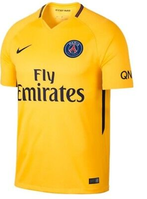 psg away shirt paris saint germain 2017/2018