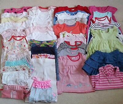 Baby girl 6-9 months bundle
