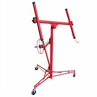 Best Choice Products Drywall 11 Lift Panel Hoist Dry Wall Jack Lifter Constructi