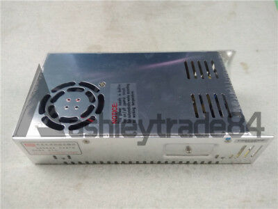 1PCS S-350-24 24V DC 14.6A 350W Regulated Switching Power Supply New