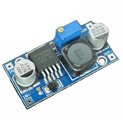 LM2596S 3A Adjustable DC-DC Step Down Converter Buck Module Voltage Regulator NS
