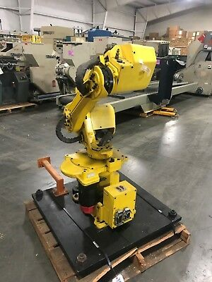 Fanuc M-6i 6 Axis Robot With Controller YF-178M