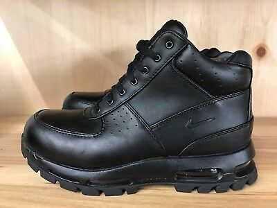 Nike Air Max Goadome Black Acg Boots Men Size 8-13 865031-009