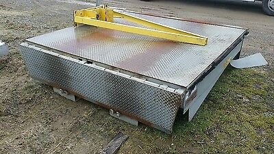 """Poweramp  VH-78 Dock Plate Ramp """"SHIPPING AVAILABLE """""""