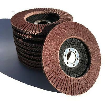 Grinding Wheels ? Flap Grinding Wheels For Angle Grinder ? 5 Piece Ideal Grindin