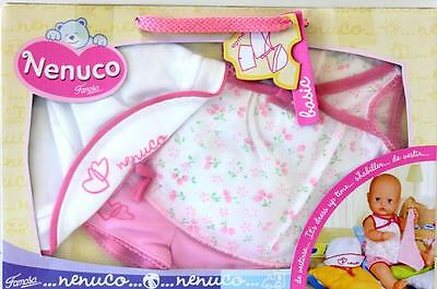 Baby Doll Summertime Outfit - Dolls Clothes New To Suit 42cm Doll Nenuco
