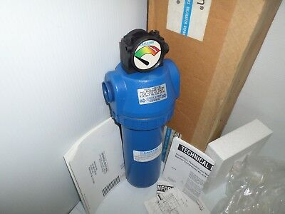 """*new In Box* Balston A962-Dx  Compressed Air Filter 250Psi 1""""npt"""