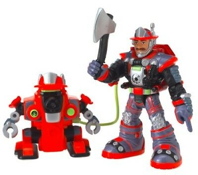 Rescue Heroes: Robotz Team Billy Blazes and Ember. Fisher-Price. Best Price