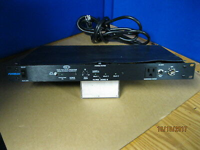 Furman  Ps-Pro E Series Ii Power Conditioner/sequencer