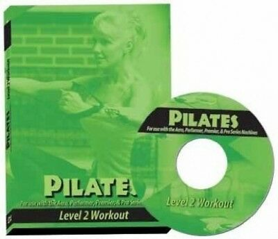 Stamina AeroPilates Level 2 DVD. Huge Saving