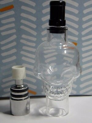 SNOOP DOGG G PEN glass skull globe WAX AND DRY coil MOUTHPIECE  with1 dual coil