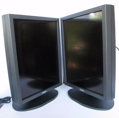 Totoku Monochrome LCD monitor  ME 355i2  (set of 2)